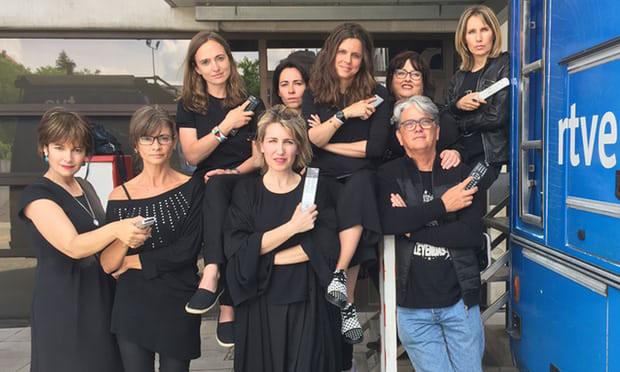 유럽5-스페인 저널리스트들, 정치적 간섭에 시위 가디언지 copy_수정.jpg