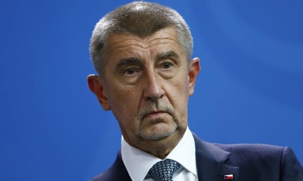 유럽5-EU, 체코 총리 조사 촉구하고 나서 가디언지.jpg