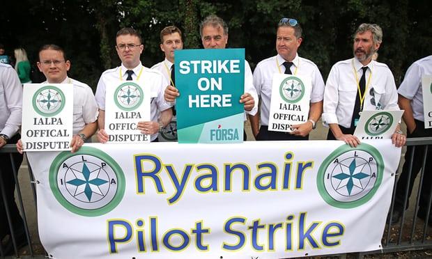 유럽3-라이언 에어, 7월에 2차례 더 파업 예정 가디언지.jpg