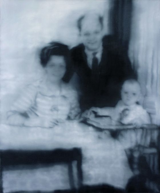 Gerhard Richter, The Wende Family, 1971.jpg