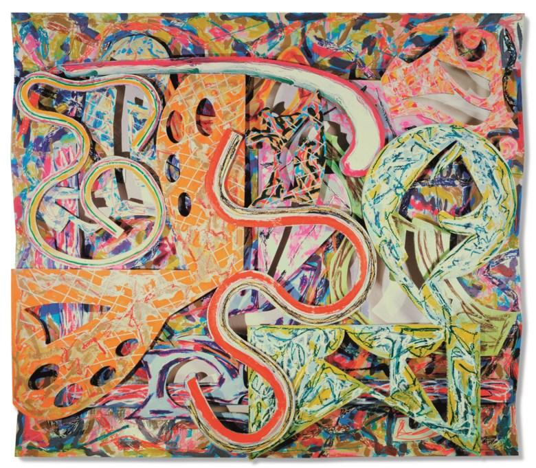 Frank Stella, Talladega II, 1982.jpg