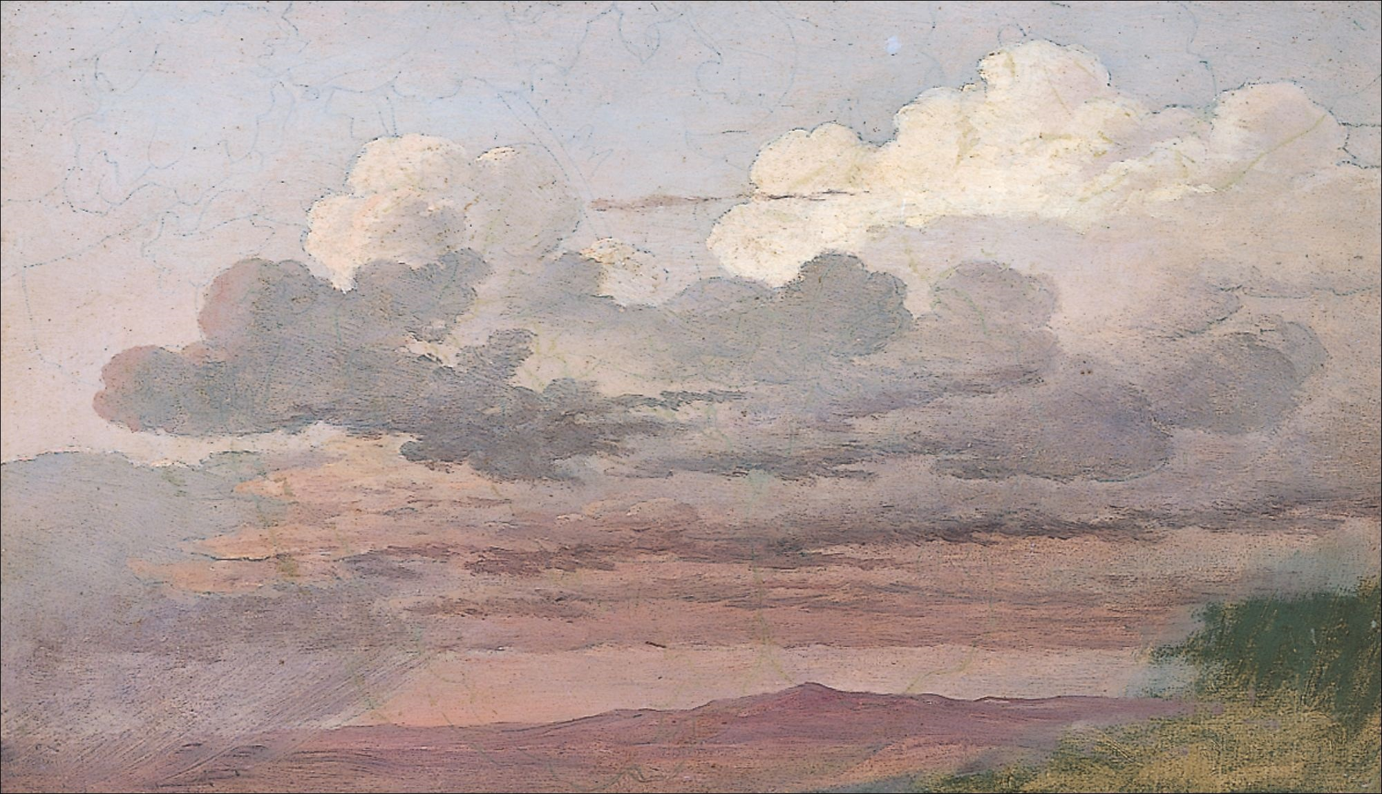 Caspar David Friedrich, Cloud Study, 1798.jpg