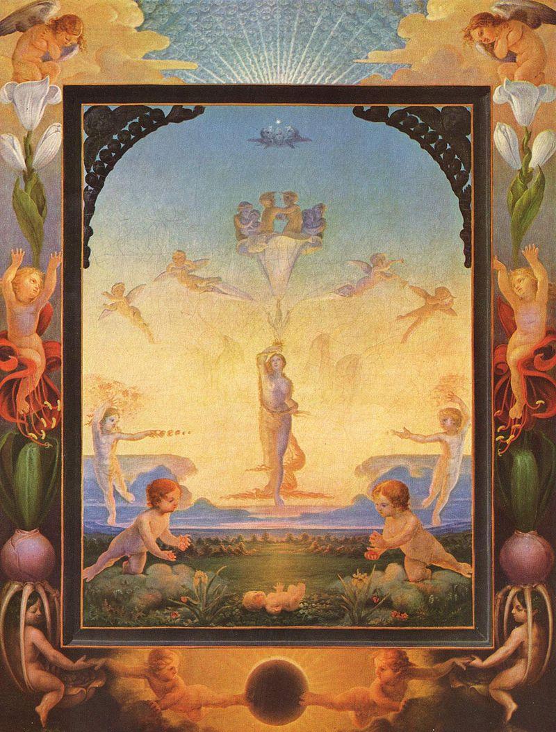 필리프 오토 룽게, Morning, 1808.jpg