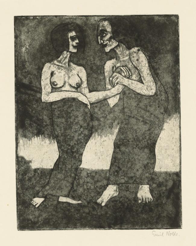 1Emil Nolde, Mann und Mädchen, 1918.jpg