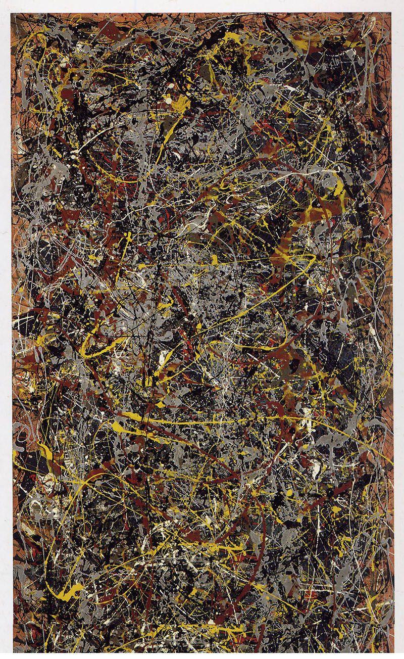 Jackson Pollock , No.5, 1948.jpg