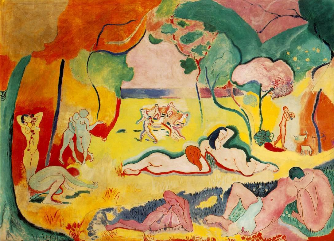 Henri Matisse, Joy of Life, 1905.jpg