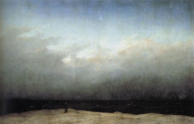 Caspar David Friedrich, Monk by the Sea, 1808-10.jpg