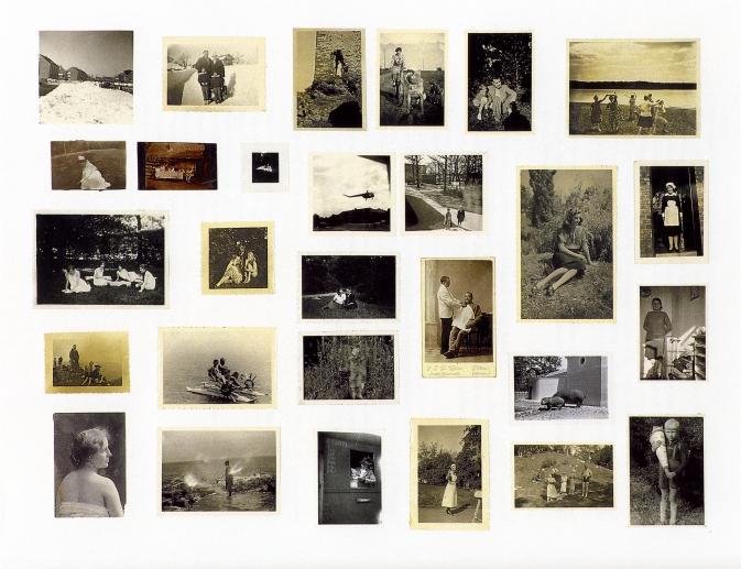 Gerhard Richter, Album photos, 1962–1966 (Atlas Sheet 1).jpg