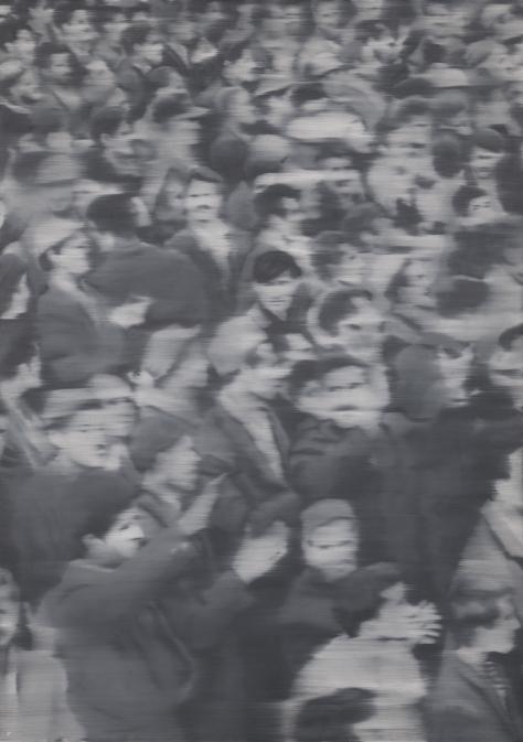 Gerhard Richter, Versammlung, 1966.jpg