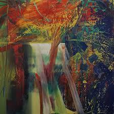 게르하르트 리히터, Abstraktes, 1986.jpg