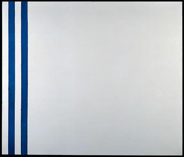 Barnet  Newman, Shimmer Bright, 1968.jpg