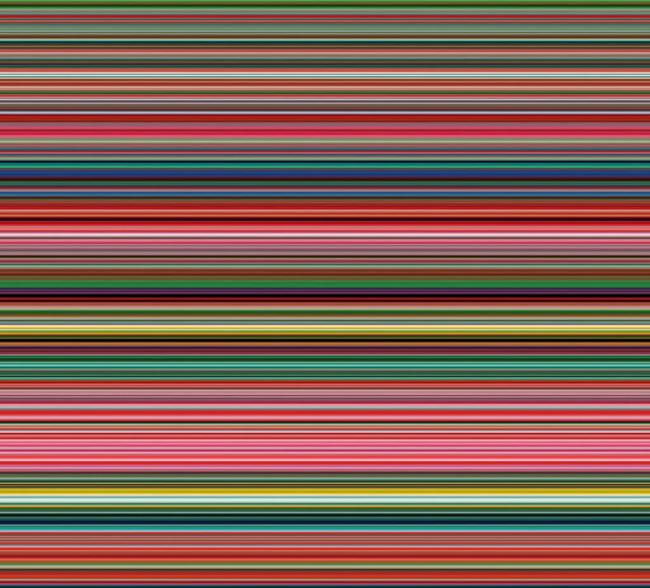 5게르하르트 리히터, Strip, 2011.jpg