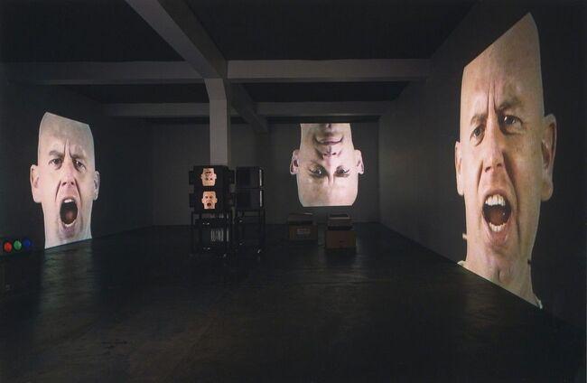 5Bruce Nauman, Anthro,Socio (Rinde Spinning), 1992.jpg