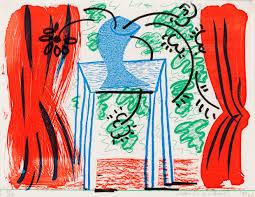 David Hockney, Still Life With Curtains, March 1986 - Home Made Print.jpg