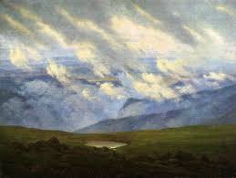 Caspar David Friedrich,Drifting Clouds, 1820.jpg