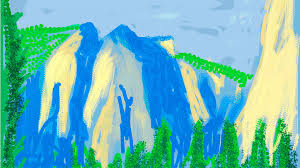David Hockney Captures Yosemite with iPad Art.jpg