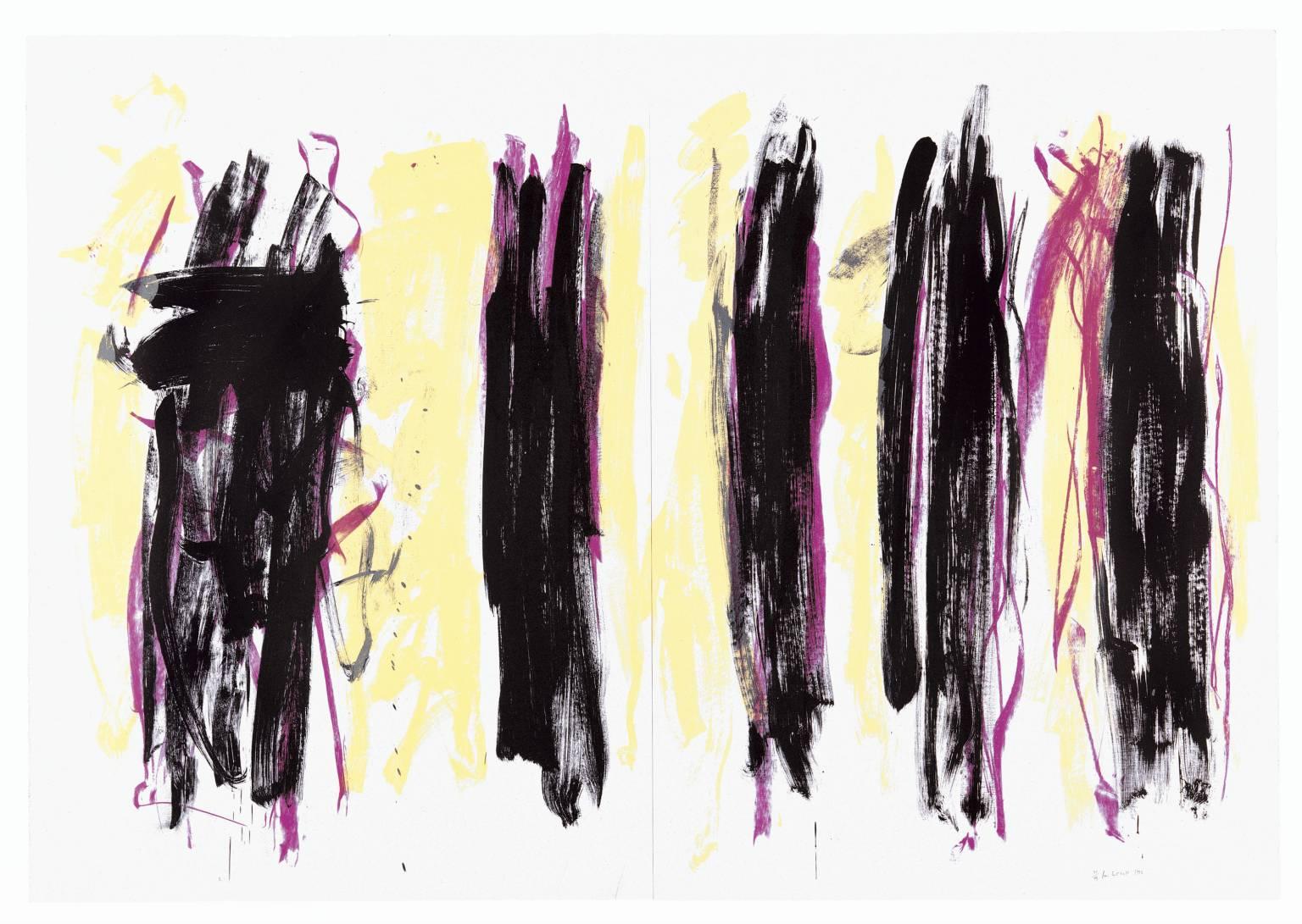 Joan Mitchell, Trees III,  1992.jpg