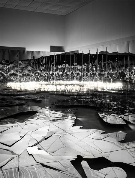이불,  태양의 도시(Civitas Solis) II , 2014.JPG
