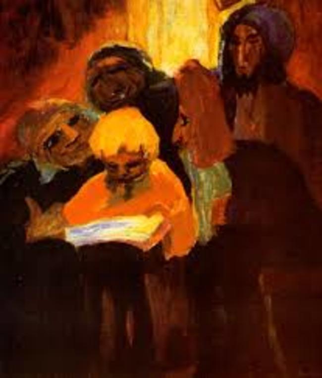 1Emil Nolde, 열두살의 그리스도, 1911 - Copy.jpg