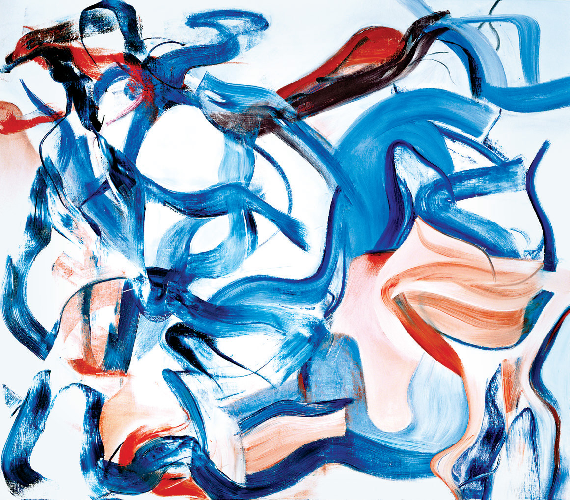 윌렘 드 쿠닝, 무제 XXI, 1982 (필라델피아 미술관 소장).jpg
