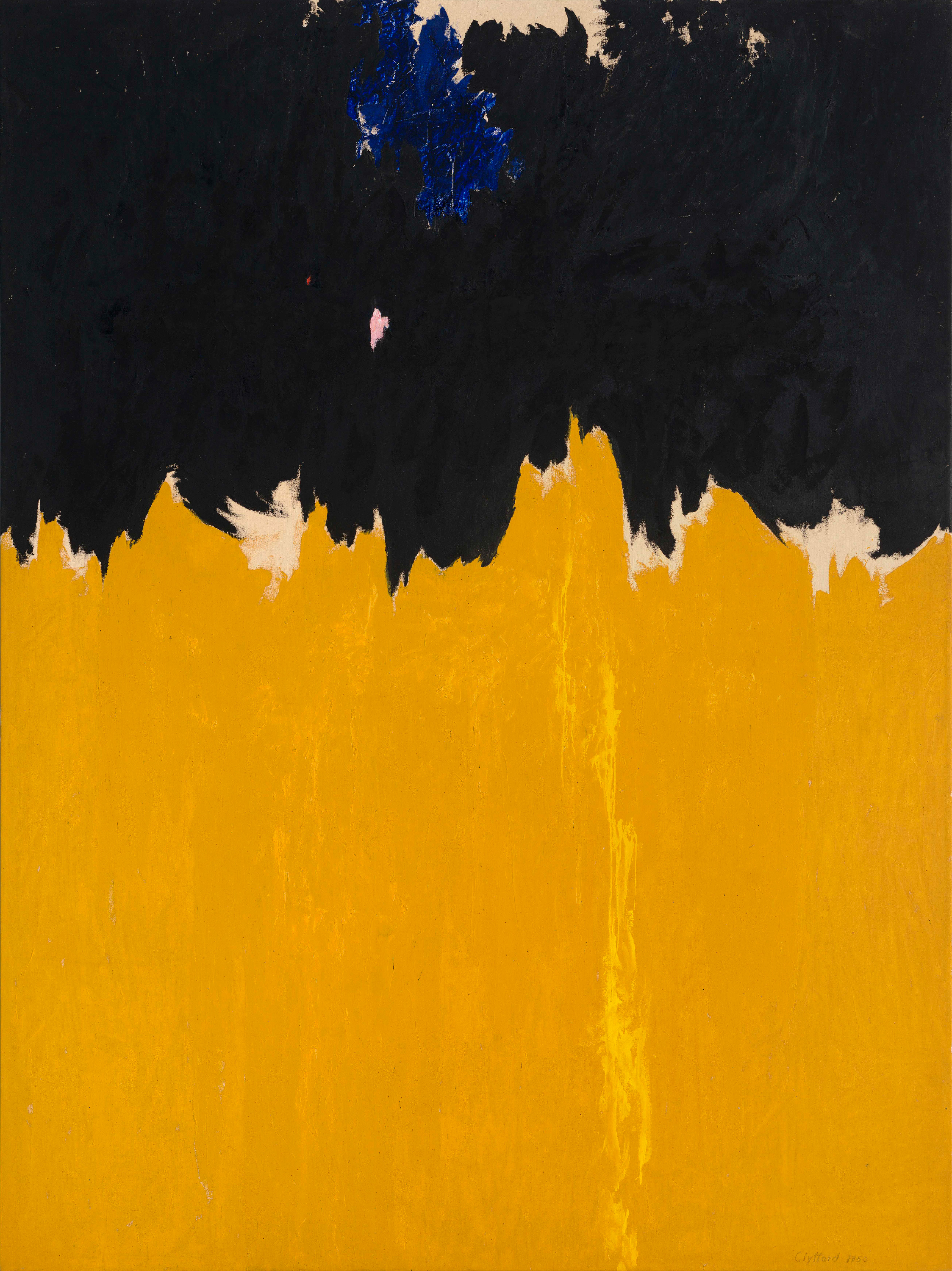 Clyfford Still, PH-950, 1950.jpg
