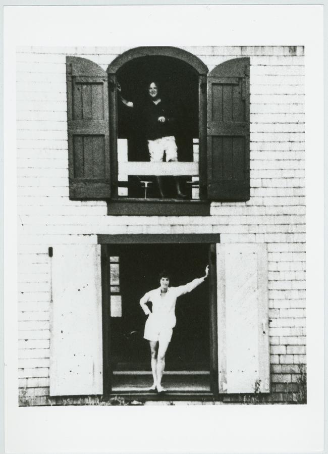 7Motherwell and Helen Frankenthaler in Provincetown, summer of 1961.jpg