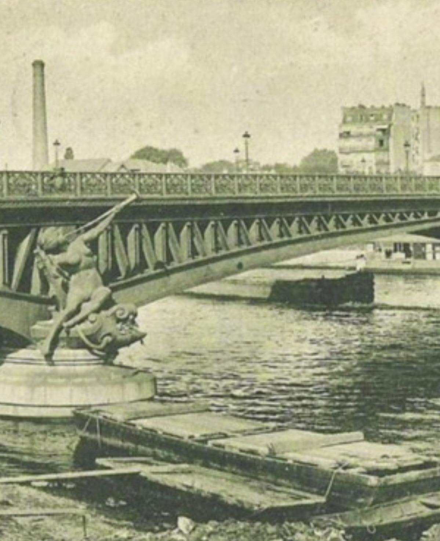 마리 로랑생과 아폴리네르 사랑의 미라보 다리 ( Pont Mirabeau).jpg