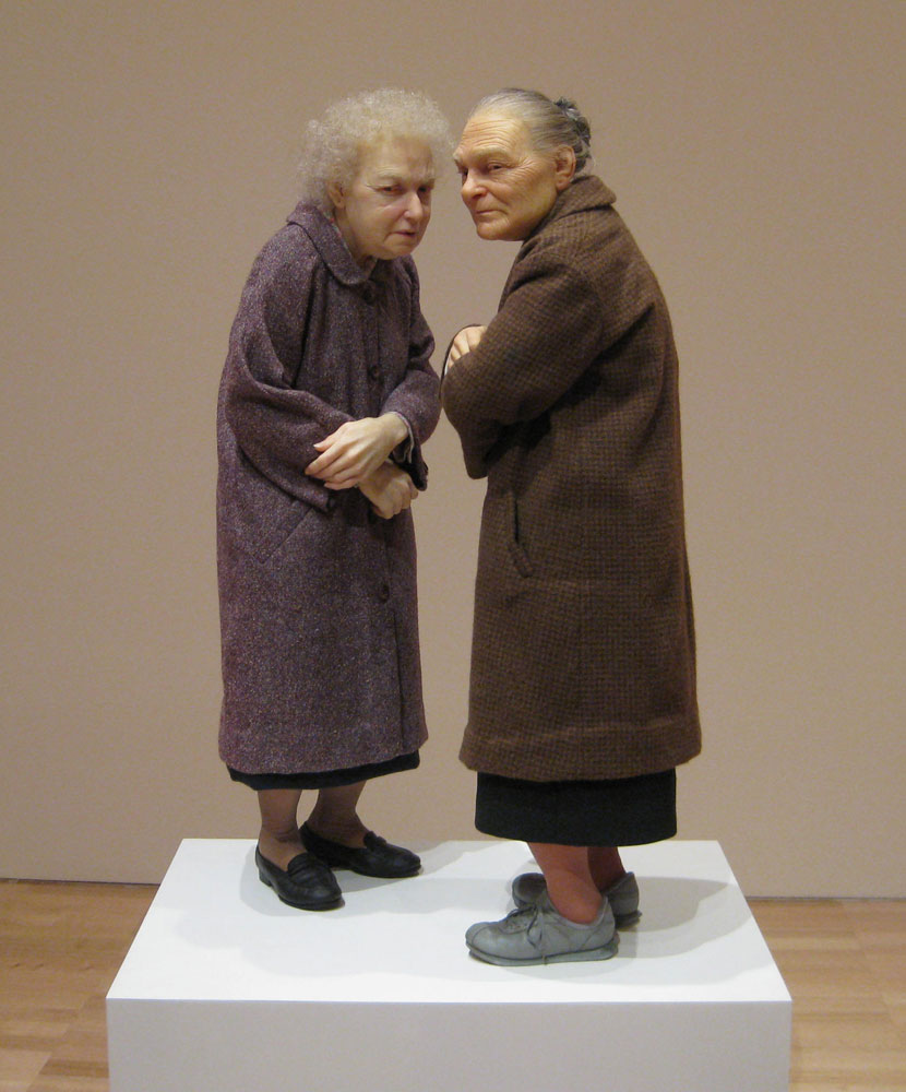 a sculpture titled 'Two Women' by artist Ron Mueck.jpg