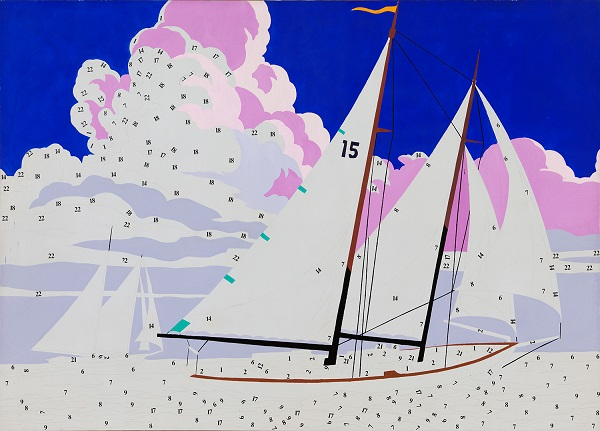 Andy Warhol, Do It Yourself (Sailboat), 1962.jpg