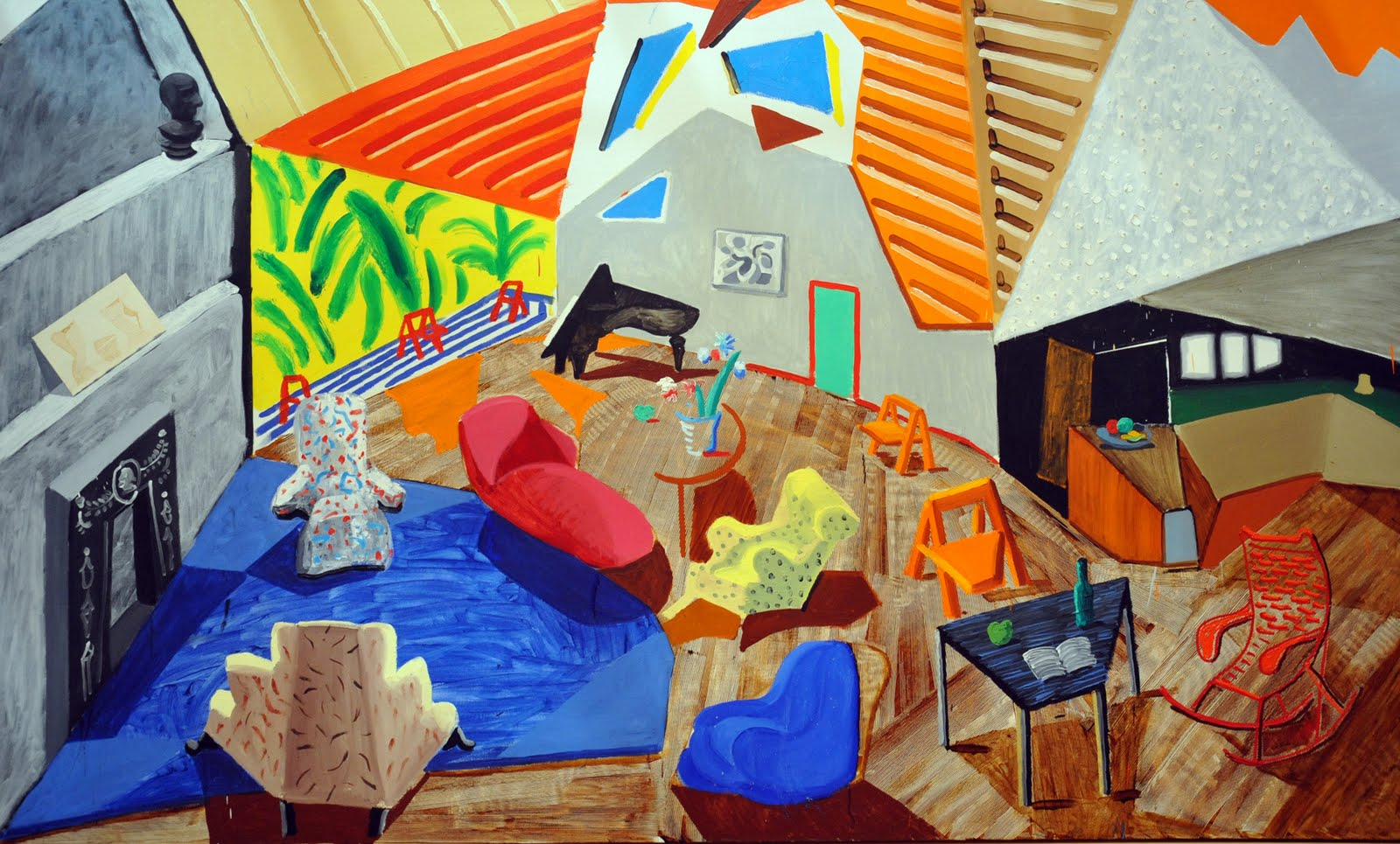 David Hockney, Large Interior, Los Angeles, 1988.jpg