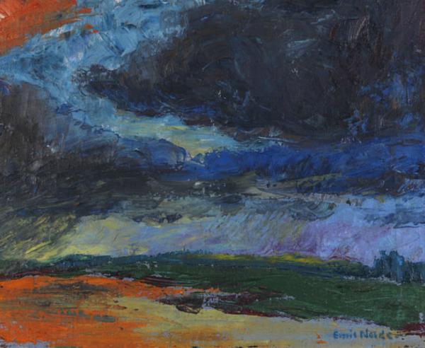 6Emil Nolde, Herbstwolken, Friesland, 1929.jpg