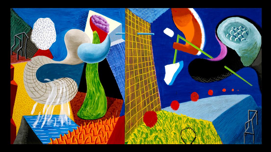 David Hockney, The Other Side, 1990-3.jpg